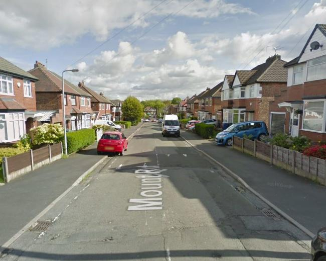 Mount Road in Prestwich will benefit from the upgrades. Picture, Google Maps