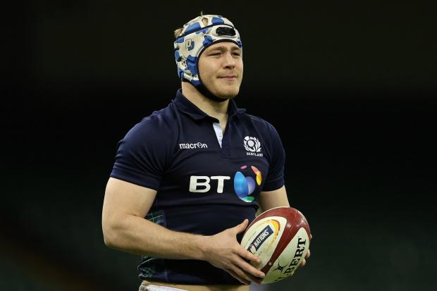 David Denton has been forced to retire from rugby