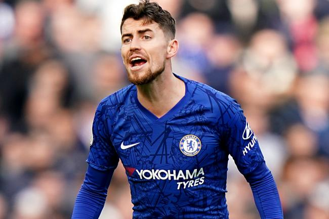 Jorginho, pictured, has called on Chelsea not to let their Bayern Munich loss ruin their season