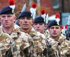 Save the Fusilier's 2nd Battalion