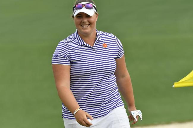 British golfer Hewson focusing on the positives amid uncertainty