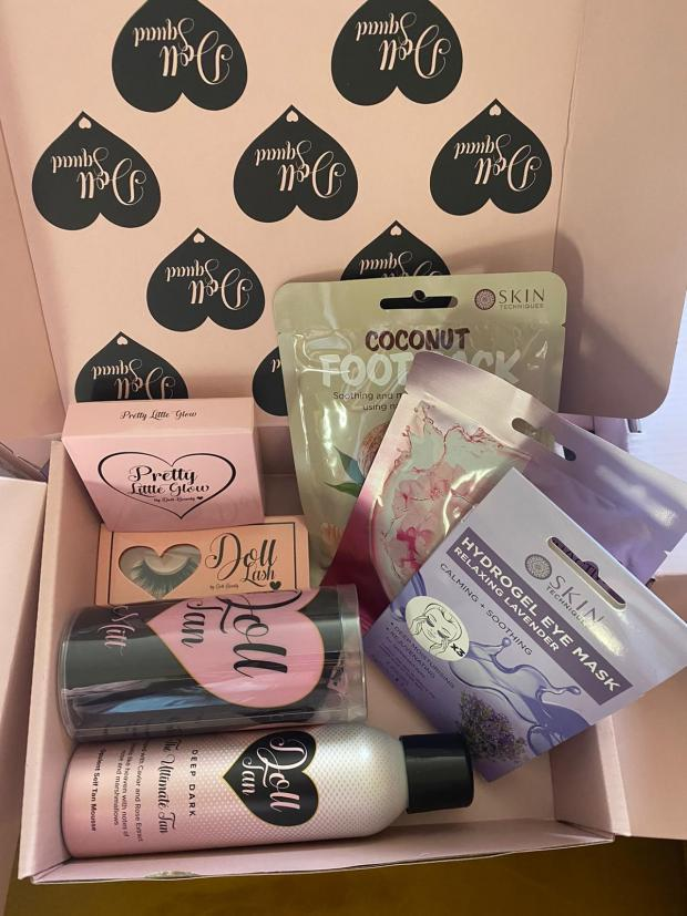 Prestwich and Whitefield Guide: Pamper package created by Doll Beauty