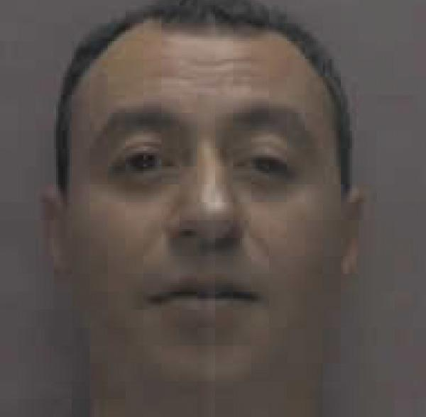 Prestwich and Whitefield Guide: Most wanted: Mehmet Salih. Picture: NCA