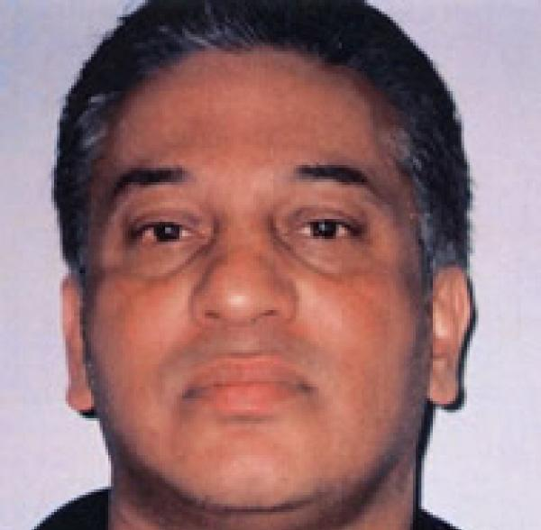 Prestwich and Whitefield Guide: Most wanted: Shashi Dhar Sahnan. Picture: NCA