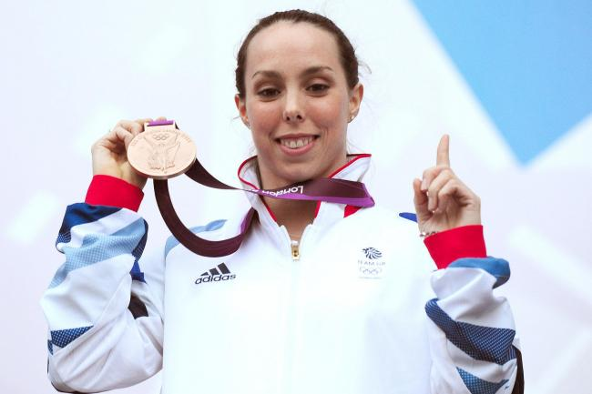 Beth Tweddle won bronze on the uneven bars at London 2012 (Ian West/PA)