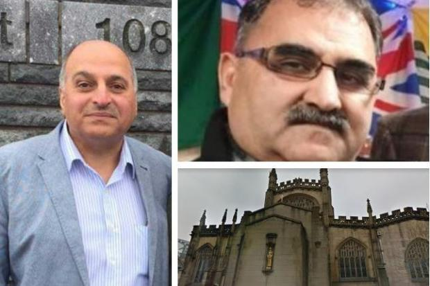Dr Saad Al-Dubbaisi and Suliman Khan who are among those from Bury who lost their lives to coronavirus and will be remembered at a special service at Manchester Cathedral