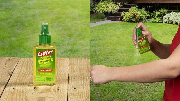 Prestwich and Whitefield Guide: Ditch the horrible smelling insect repellents for one that's fragrant and offers up to six hours of protection. Credit: Cutter