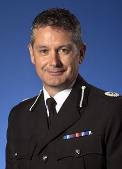 Assistant Chief Constable Nick Bailey.