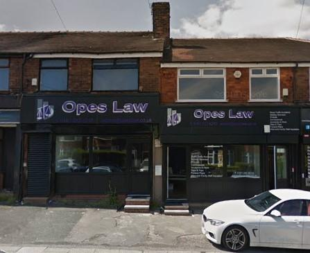 Opes Law, formerly of Windsor Road, Prestwich