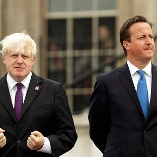Mayor of London Boris Johnson has urged Prime Minister David Cameron to 'end the anxiety' over Heathrow