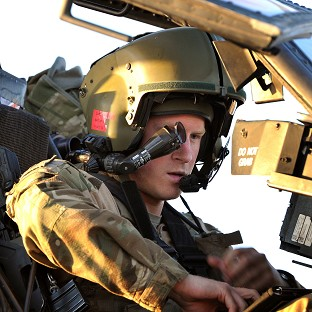 Harry, who is known as Captain Wales in the Army, was sent on all manner of missions over Helmand Province