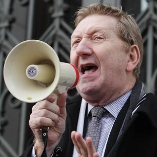 Len McCluskey, General Secretary of the union Unite, has lambasted a Budget 'for the few that attacks the many'
