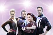 Lisa Riley gets the biggest cheers at Strictly Come Dancing show
