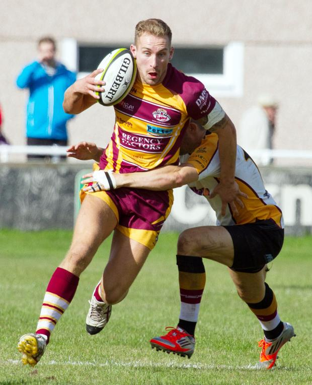 Prestwich and Whitefield Guide: Billy Fisher's late try helped Sedgley Park win the 2013 Lancashire Cup