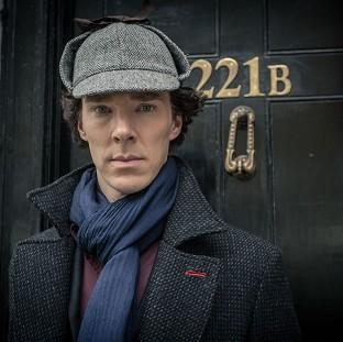 Prestwich and Whitefield Guide: Benedict Cumberbatch as Sherlock Holmes