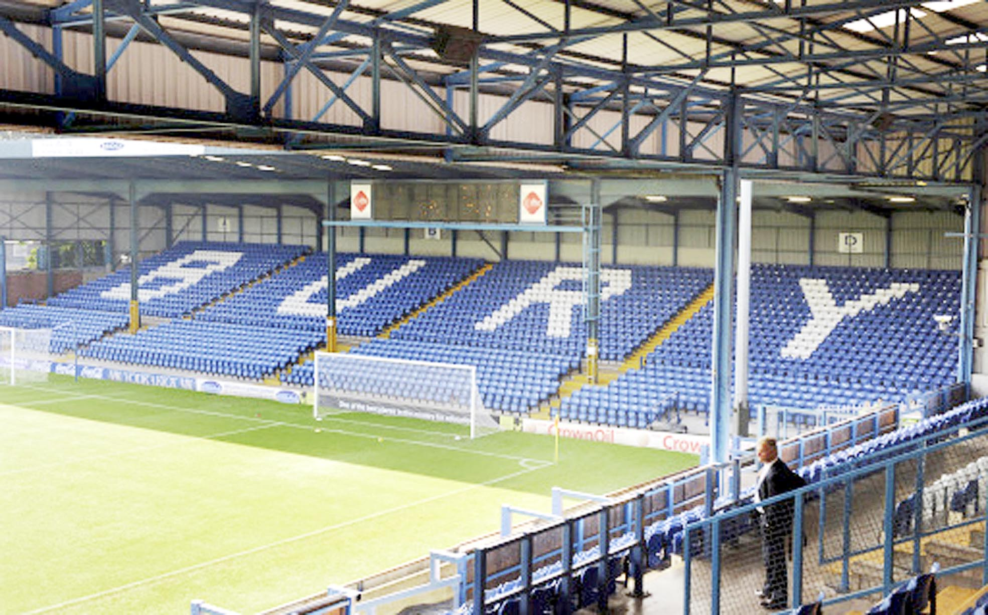 Bury FC supporters' bid to protect JD Stadium for future generations