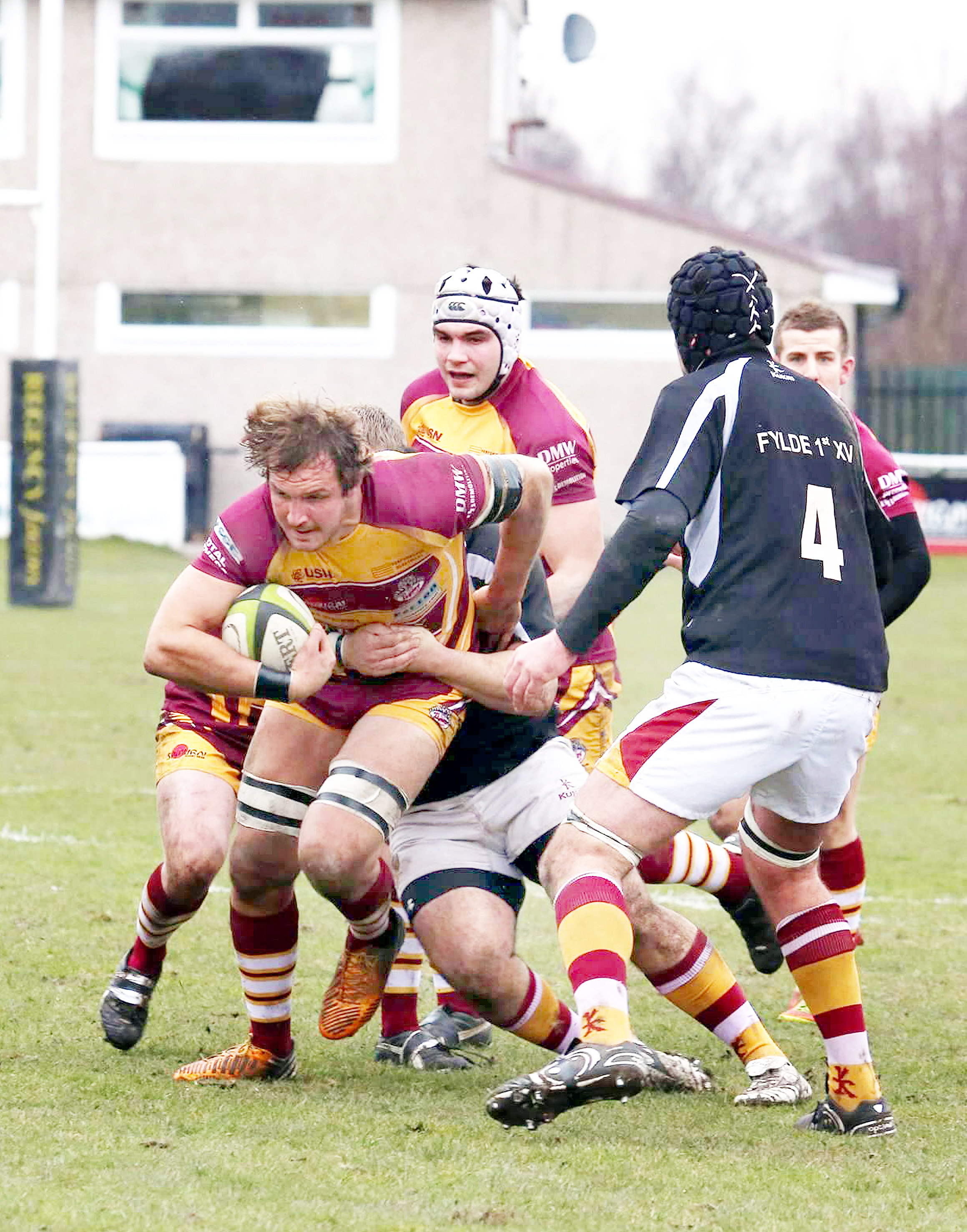 Juan Crous, pictured in action, is in line for a return for Sedgley Tigers