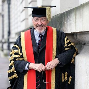 Prestwich and Whitefield Guide: Griff Rhys Jones had been expected to be named chancellor of Cardiff University