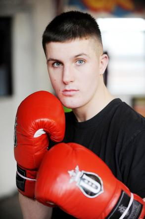 Prestwich boxer Ben Mulligan will have to wait for his professional debut