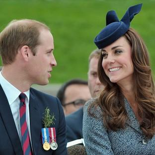 Spending on a residence for the Duke and Duchess of Cambridge has been def