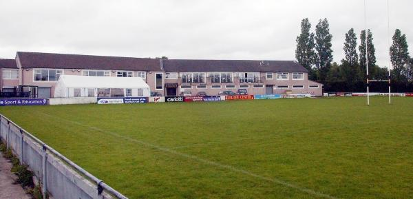 Sedgley Park Rugby Club in Whitefield