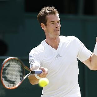 Andy Murray, pictured, was unsure why he suff