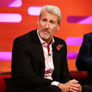 Jeremy Paxman lamented the lack of satire