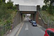 The scene of the crime at Windsor Road in Prestwich. Picture courtesy of Google Maps.