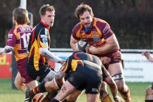 Sedgley Tigers surge for third after win at Huddersfield