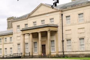 Heaton Park's historic hall throwing doors open to visitors for special weekend