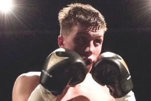 Prestwich boxer Ben Mulligan is aiming for a knockout 2016