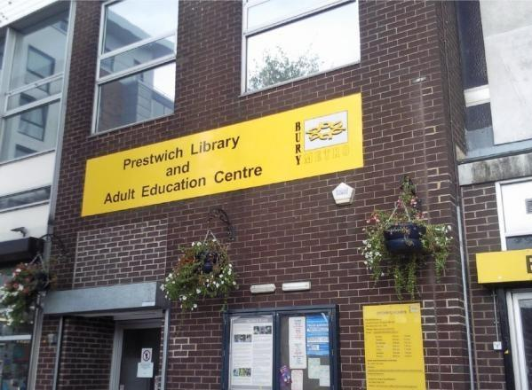 HISTORY: A display will be on at Prestwich Library next month