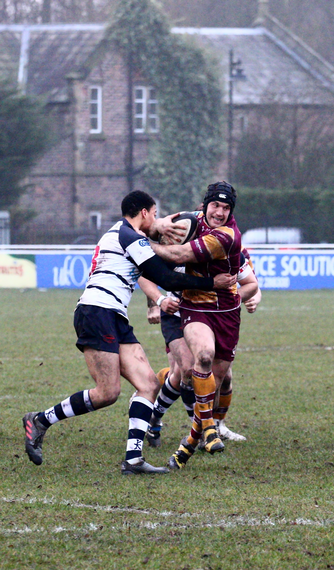 Max Skofic, pictured in Sedgley's recent victory over Preston Grasshoppers, will be one of the key men in the club's charge for promotion in the second half of the season. Pic: Chris Beirne