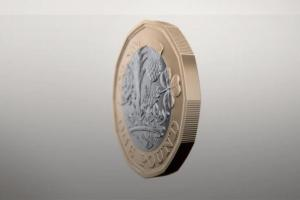 CHANGE: The new £1 coin