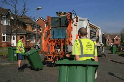 WEATHER: Bin collections in Bury