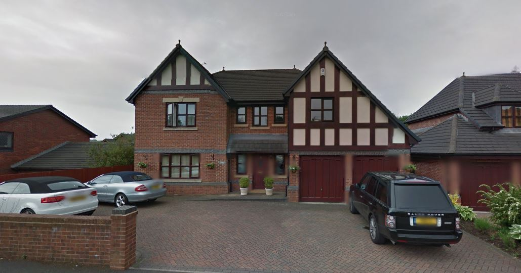 FOR SALE: The house in Bridgefield Drive is currently under offer. Picture: Google Maps