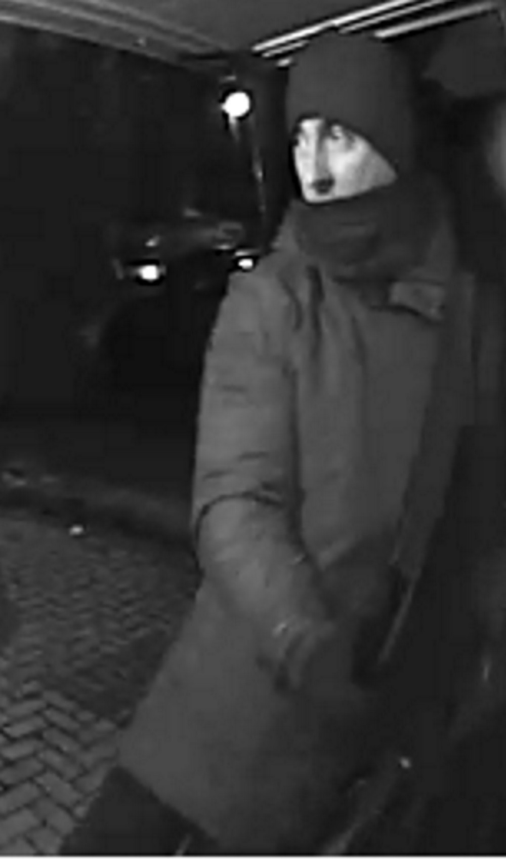 POLICE: If anyone recognises this man they should call GMP on 101