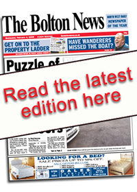 Prestwich and Whitefield Guide: Bolton News E Edition Front Cover