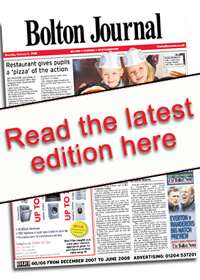 Prestwich and Whitefield Guide: Bolton Journal Front Cover