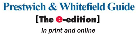 Prestwich and Whitefield Guide: Prestwich and Whitefield Guide E Edition Header
