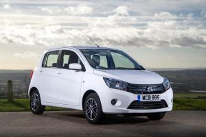 Road test: Suzuki Celerio