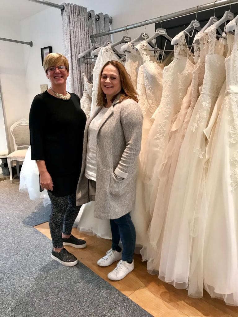 BRIDAL: Sally-ann McGladdery and Katherine Davies