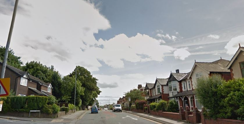 Walmersley Road, Bury. Picture: Google Maps