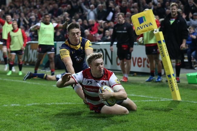 Thorley has enjoyed a productive season in the Gallagher Premiership