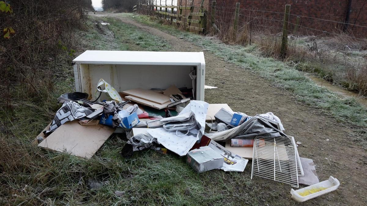 FLYTIPPING: Figures show Bury Council is charging the second most in Greater Manchester