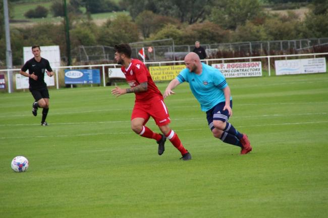 Jamie Baguley and Prestwich Heys lost 5-1 at Longridge in August