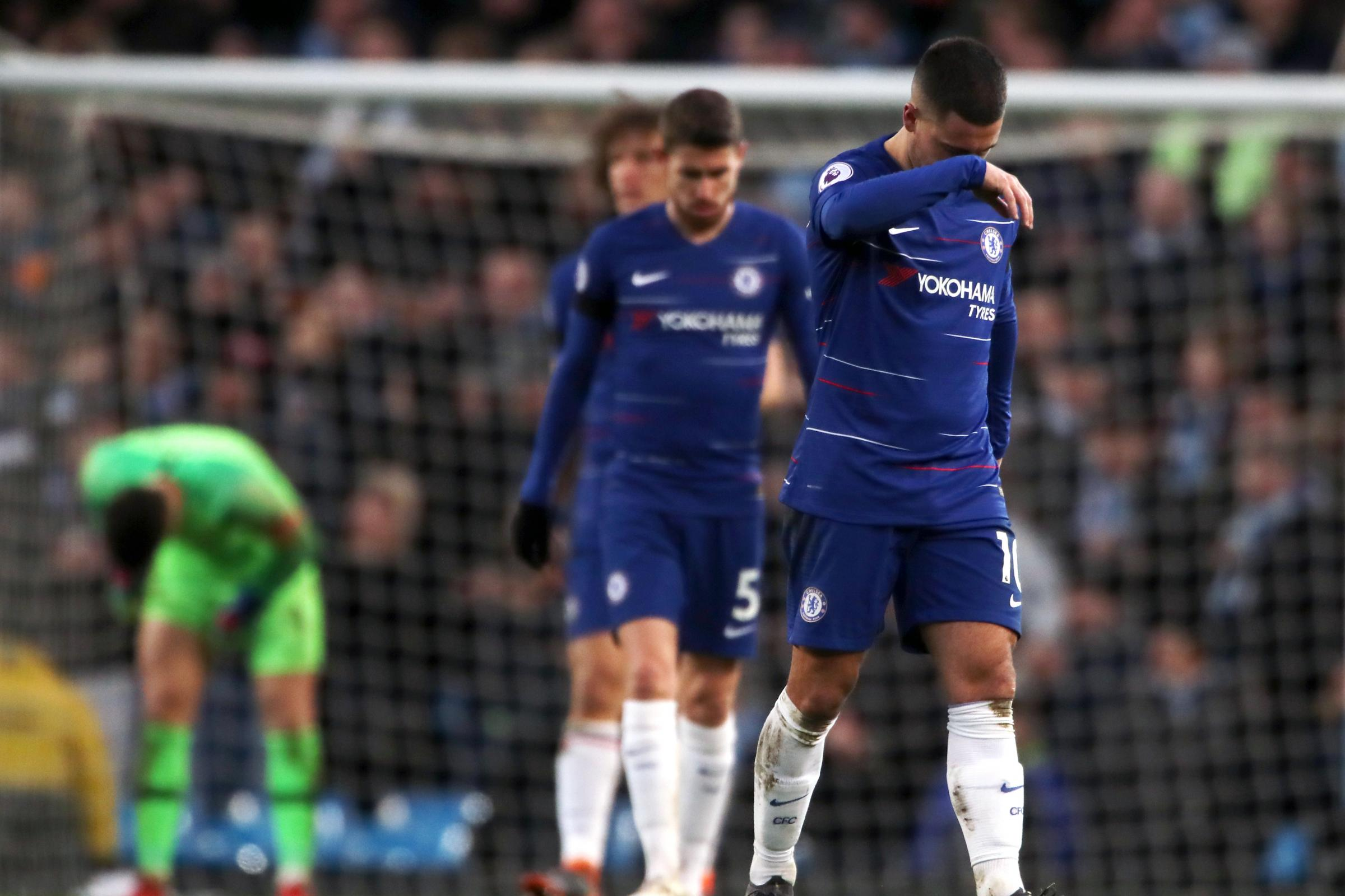 Chelsea were humiliated by Manchester City at the Etihad Stadium