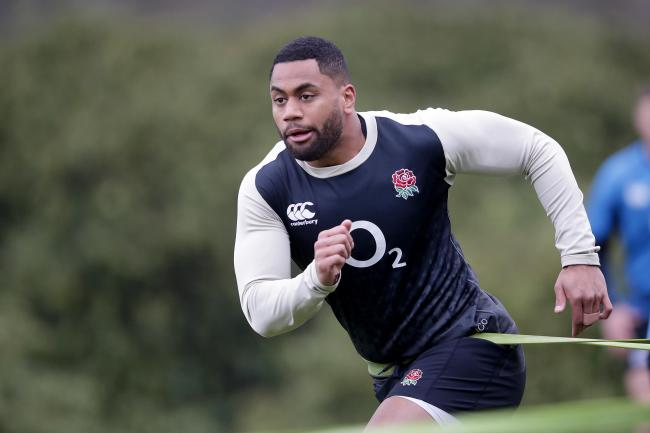 Cokanasiga is hoping to be part of England's World Cup plans