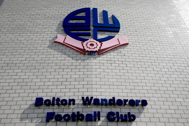 Bolton entered administration earlier this month