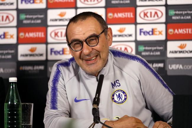 Maurizio Sarri wants to make sure Chelsea are still happy with him